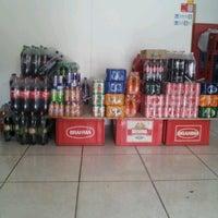 Photo taken at ALFA X Distribuidora de Bebidas by Fabio M. on 2/2/2013
