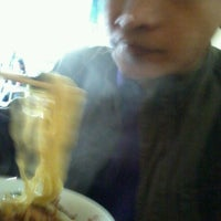 Photo taken at Mie Ayam Baso Bang Adi Kutoarjo by Safari(RotKar48) K. on 10/8/2012