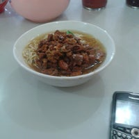 Photo taken at Mie Ayam Baso Bang Adi Kutoarjo by Safari(RotKar48) K. on 6/15/2013