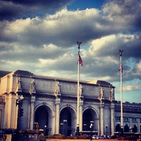 Photo taken at Union Station by Jason T. on 7/26/2013