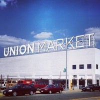 Photo taken at Union Market by Jason T. on 3/30/2013
