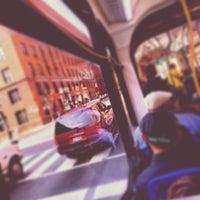 Photo taken at X2 Metrobus by Jason T. on 10/4/2013