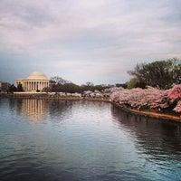 Photo prise au Thomas Jefferson Memorial par Jason T. le4/10/2013