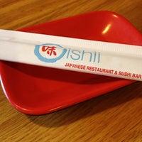 Photo taken at Oishii Japanese Restaurant & Sushi Bar by Adina B. on 7/13/2012
