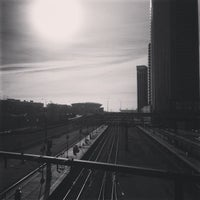 Photo taken at Southshore Train by Joel C. on 11/15/2014