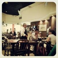 Photo taken at Bracia Parrilla Restaurante e Choperia by Rafael Ferreira S. on 12/19/2012