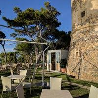 10/12/2017にRafael Ferreira S.がTorre di Cala Piccola Hotel Monte Argentarioで撮った写真