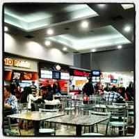 Photo taken at Shopping Jardim das Américas by Nero L. on 1/26/2013