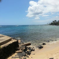 Photo taken at Snorkeling @ Lawai Beach by Patty S. on 4/18/2013