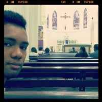 Photo taken at Church of St Anthony by amir f. on 3/16/2014