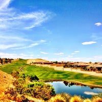 Photo taken at Falcon Ridge Golf Course by Eric V. on 5/13/2013