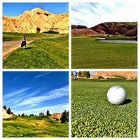 Photo taken at Falcon Ridge Golf Course by Eric V. on 5/5/2013