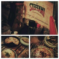 Photo taken at Steffani Pizzarestoran by Julia💗 Z. on 11/6/2012