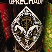 Photo taken at Kroger by Leprechaun Cider Company on 11/11/2013