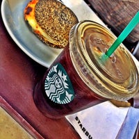 Photo taken at Starbucks by Mustafa I. on 7/7/2014