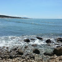 Photo taken at Sausset-les-Pins by Julie M. on 5/19/2013
