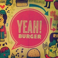 Photo taken at YEAH! Burger by Evan W. on 8/12/2013