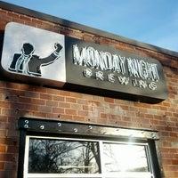 Photo prise au Monday Night Brewing par Evan W. le1/21/2013
