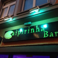 Photo taken at Caipirinha Bar by Philippe R. on 9/18/2014