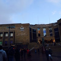 Photo taken at Glasgow Royal Concert Hall by Small P. on 12/19/2013
