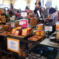 Photo taken at Aunt Sally's Pralines by Melissa F. on 10/23/2012