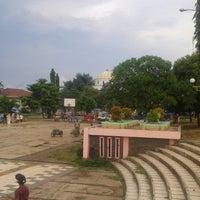 Снимок сделан в Alun Alun Pandeglang пользователем 💋✌dean✌💋 4/27/2014