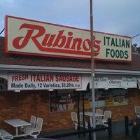 Photo taken at Rubino's Imported Italian Food by Joseph F. on 11/20/2012