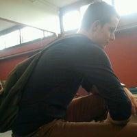 Photo taken at Prikballon Bellegem by Kevin C. on 10/15/2012