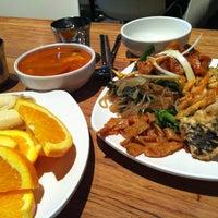 Photo taken at Shinara Grill & Lounge by Sathapat R. on 10/4/2012