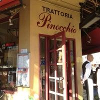 Photo taken at Trattoria Pinocchio by TerriAnn v. on 11/14/2012