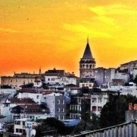 Photo taken at Cezayir Sokağı by Baris K. on 10/9/2012