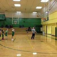 Photo taken at Crabtree Gym by Melinda M. on 2/16/2013