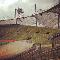 Photo taken at Olympic Stadium by Doris N. on 4/23/2013