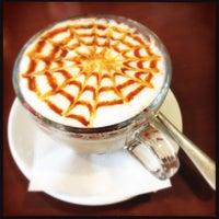 Photo taken at Bravado, Italian Coffee Bar & Lounge by j z. on 6/11/2013