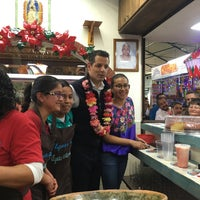Photo taken at Aguas Frescas Susi by Hector O. on 12/31/2016