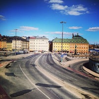 Photo taken at Stockholm by Virginia Y. on 3/31/2013