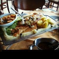 Photo taken at Restaurante Lago da Sereia by Thiago G. on 11/20/2012
