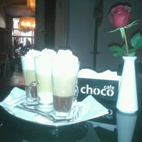 Photo prise au Choco Cafe par Ivona D. le11/2/2013