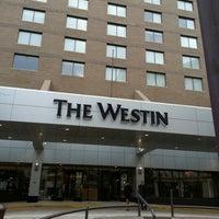 Photo taken at The Westin Edmonton by Jm H. on 10/7/2012
