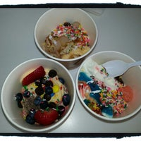 Photo taken at Yogurtology by Chad M. on 5/20/2013