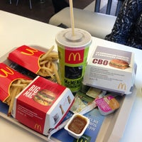Photo taken at McDonald's by Max V. on 6/7/2013