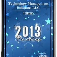 Photo taken at Technology Management Solutions by Technolgy M. on 10/9/2013