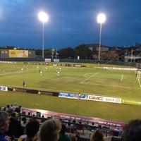 Photo taken at Al Lang Stadium by Matt S. on 4/21/2013