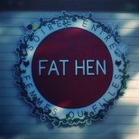 Photo taken at Fat Hen by Steve W. on 8/23/2013
