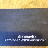 Photo taken at Malta Moreira Advocacia e Consultoria Jurídica by Carol Malta on 8/12/2013
