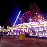 Photo taken at Recinto Ferial by Domingo B. on 7/20/2013