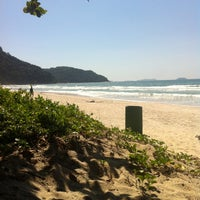 Photo taken at Praia Itamambuca by Leo T. on 2/22/2013