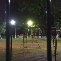 Photo taken at Chet Park by Fernando H. on 5/18/2016