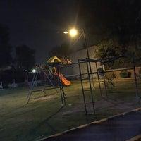 Photo taken at Chet Park by Fernando H. on 11/30/2017
