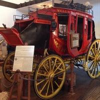 Снимок сделан в Wells Fargo History Museum пользователем Sarah H. 11/22/2016